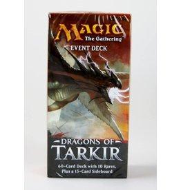 Magic Dragons of Tarkir Event Deck Landslide Charge