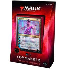 Magic Commander 2018 Exquisite Invention