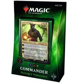 Magic Commander 2018 Natures Vengeance