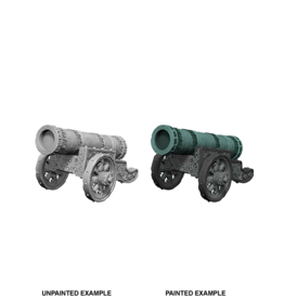 WizKids WizKids Unpainted W9 Large Cannon