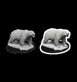 WizKids WizKids Unpainted W9 Polar Bear