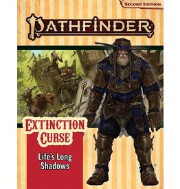 Pathfinder 2 Pathfinder 2 Adv Extinction Curse 3 Lifes Long Shadows P2