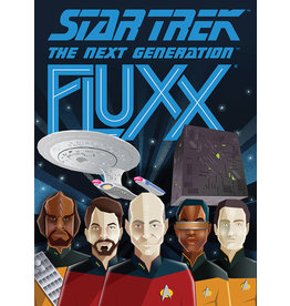 Fluxx Star Trek Next Generation Fluxx