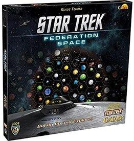 Catan Star Trek Catan Federation Space