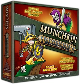 Munchkin Munchkin Warhammer Age of Sigmar
