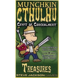 Munchkin Cthulu Crypts of Concealment
