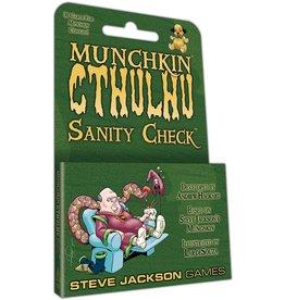 Munchkin Munchkin Cthulhu Sanity Check