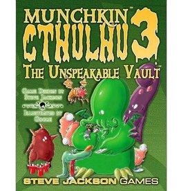 Munchkin Cthulhu 3 Unspeakable Vault