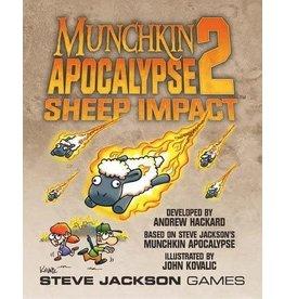 Munchkin Apoc 2 Sheep Impact