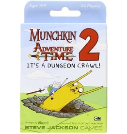 Munchkin Adventure Time 2 Dungeon Crawl