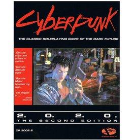 Cyberpunk 2020 Core Rulebook