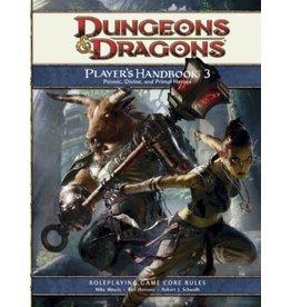 D&D 4th Edition Player's Handbook 3