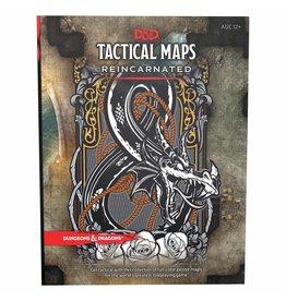 DnD D&D Tactical Map Pack Reincarnated