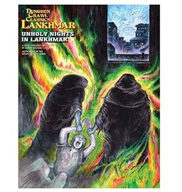 Dungeon Crawl Classics Lankhmar 10 Unholy Nights