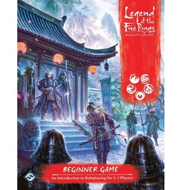 L5R Legend of the Five Rings RPG Beginner Game