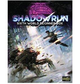 Shadowrun RPG 6th Ed Beginner Box