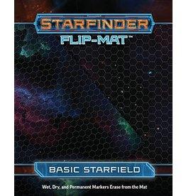 Starfinder Starfinder Flip Mat Basic Starfield