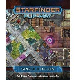 Starfinder Starfinder Flip Mat Space Station