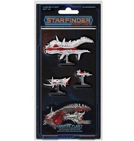 Starfinder Starfinder Miniatures Corpse Fleet Set 1