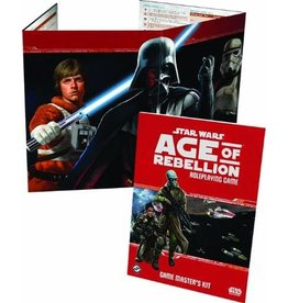 Star Wars RPG Star Wars Age of Rebellion Game Masters Kit