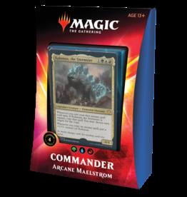 Magic Commander 2020 Arcane Maelstrom