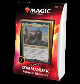 Magic Commander 2020 Ruthless Regiment
