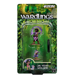 WizKids WizKids Wardlings Girl Wizard & Genie