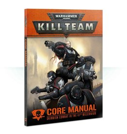 Warhammer 40k 40K Kill Team Core Manual