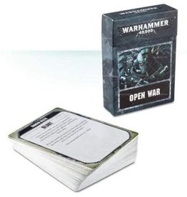 Warhammer 40k 40k Open War Cards