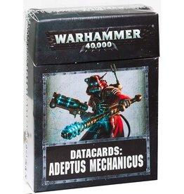 Warhammer 40k Adeptus Mechanicus Skitarii Datacards