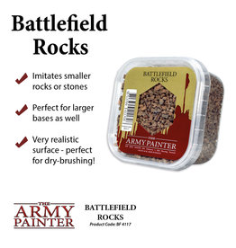 Army Painter Basing Material Battlefield Rocks