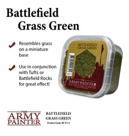 Army Painter Basing Material Green Grass