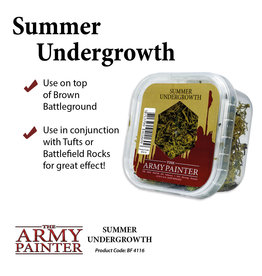 Army Painter Basing Material Summer Undergrowth