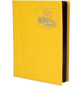 Monster Monster (4 pkt) Matte Yellow