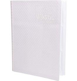 Monster Monster (9 pkt) Holofoil White - White Pages