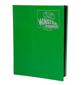 Monster Monster (9 pkt) Matte Emerald Green