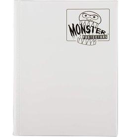 Monster Monster (9 pkt) Matte White - White Pages