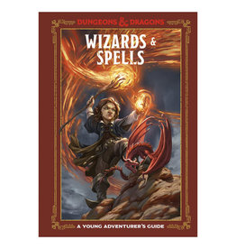 DnD D&D Young Adv Guide Wizards & Spells