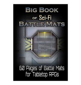 Big Book of Battle Mats Sci-Fi