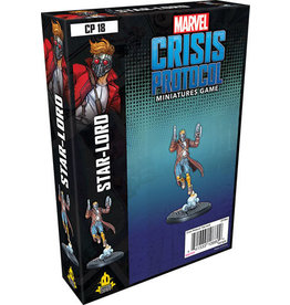 Marvel Crisis Protocol Marvel Crisis Protocol Star-Lord