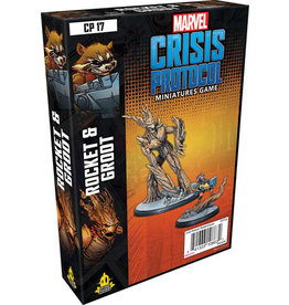 Marvel Crisis Protocol Marvel Crisis Protocol Rocket and Groot