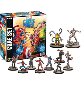 Marvel Crisis Protocol Marvel Crisis Protocol Core Set