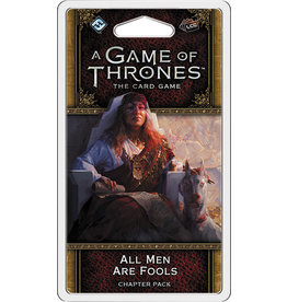 Game of Thrones LCG 2nd All Men Are Fools