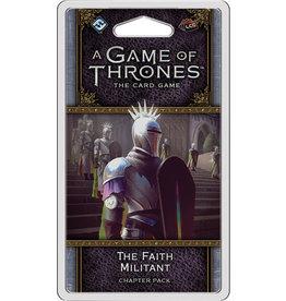 Game of Thrones LCG 2nd Faith Militant