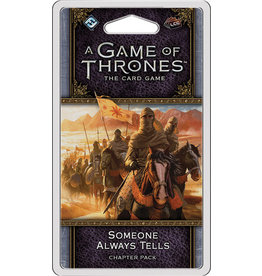 Game of Thrones LCG 2nd Someone Always Tells