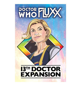 Fluxx Fluxx Doctor Who 13th Dr