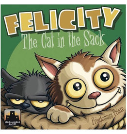 Felicity Cat in the Sack