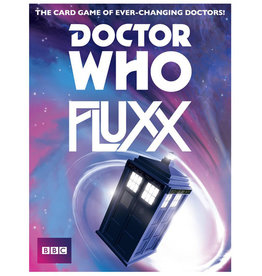 Fluxx Doctor Who Fluxx