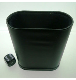 Oval Dice Cup