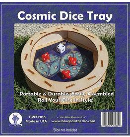 Dice Tray Circular Cosmic